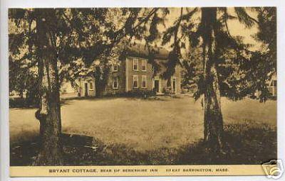 Great Barrington Bryant Cottage
