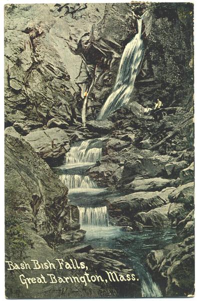 Great Barrington Bish Bash Falls