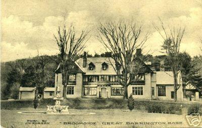 Great Barrington  Brookside House