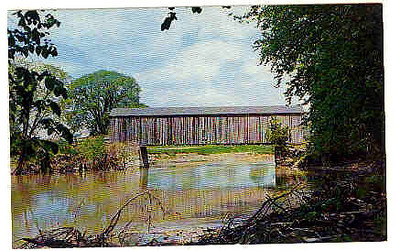 Great Barrington  Covered Bridge
