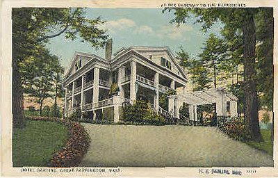 Great Barrington Bartine House