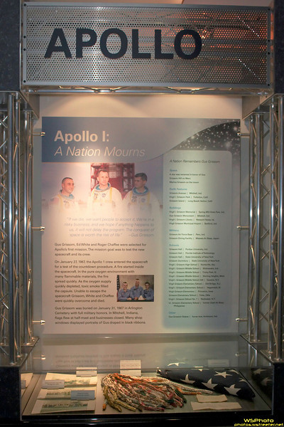 """Virgil I. Gus Grissom  Memorial Museum<br /> At Spring Mill State Park near Mitchell, IN<br /> <br />  <a href=""""http://www.roadsideamerica.com/story/9780"""">http://www.roadsideamerica.com/story/9780</a><br />  <a href=""""http://www.in.gov/dnr/parklake/inns/springmill/activities.html"""">http://www.in.gov/dnr/parklake/inns/springmill/activities.html</a>"""