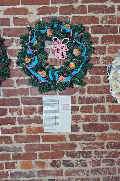 HBF Festival of Wreaths Fundraiser 12-01-16