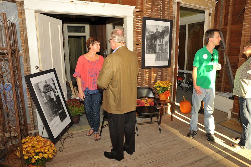 Historic Brunswick Foundation Inaugural Progressive Dinner a Grand Success! 10-12-13
