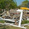 Chamber of Commerce destroys Historic Dart House 03-29-17 BTN