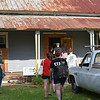 Historic Brunswick Foundation and UGA Preservationist Students at Smith House 05-19 thru 05-29-15