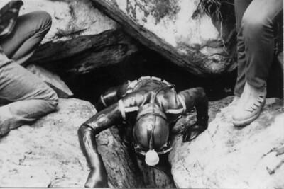 Lilburn Cave, California 1970