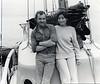 "Aboard Nick's ""GRASSHOPPER"" , Catalina Island, California<br /> Christmas 1977"