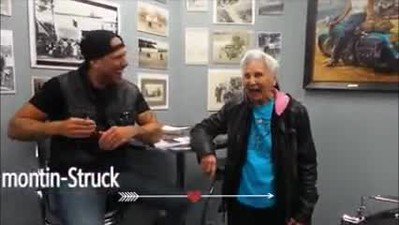 Gloria Struck Interview with Scootin America 2017