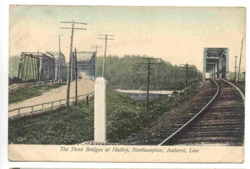 Hadley 3 Bridges at line