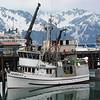 Shirley,Built 1951 Sagstad Shipyard Seattle,Reider Thommassen,Robert Thommassen,William Forkner,Pic Taken  Seward