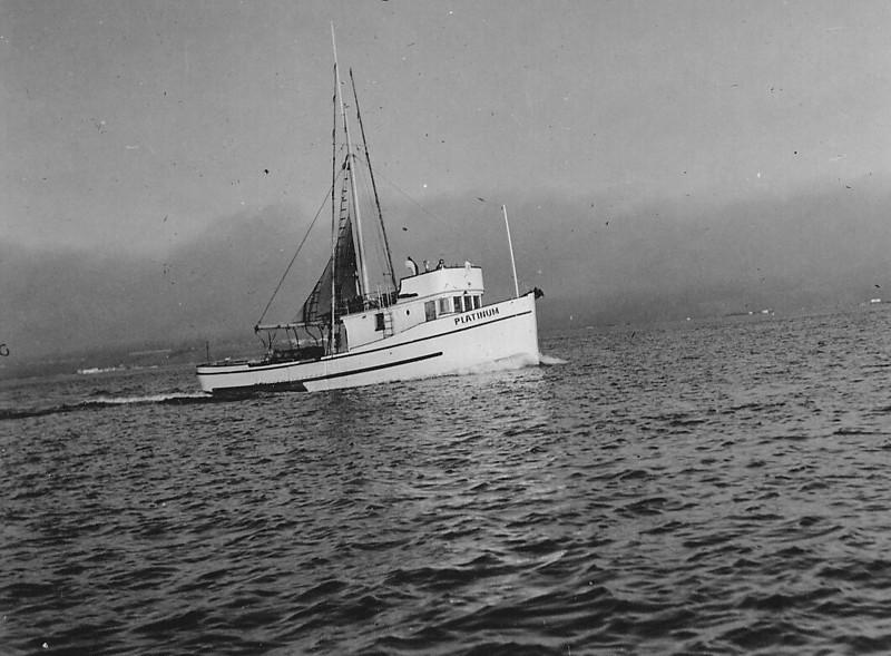 1950 Platinum  Built 1942 Tacoma  Johan Odegaard  Ralph Reinertsen