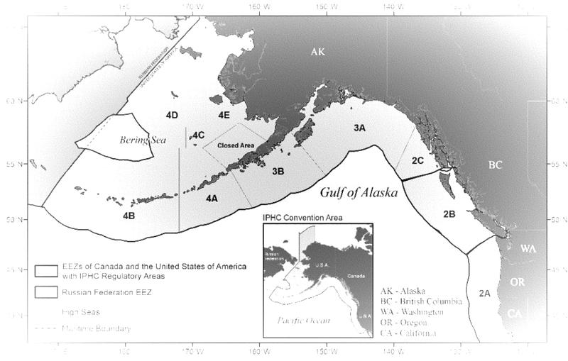 halibut-map
