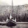 Vansee,Anchored with Dorys Alongside,Alaska,Fishing in  Winter,