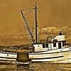 Agnes O,Patricia G,Cathia Rose,Built 1945 Grandy Seattle,Einar Olson,Patrick Gardner,Wards Cove,