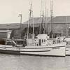 Chelan Built 1935 Tacoma A M Nelson  Henry Reinertsen Bergen Pictured Eureka 1950s