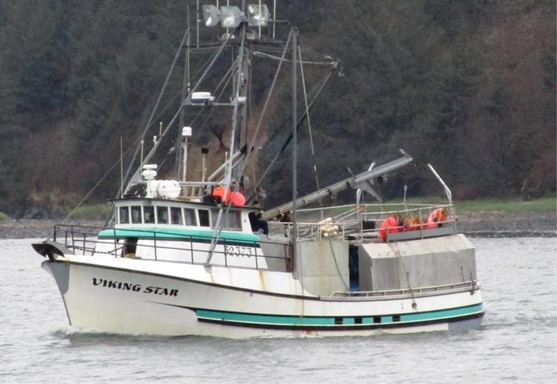 Viking Star  Aleutian Belle Built 1978 Delta Seattle  Norman Larsen  Thorvold Olsen  Constance Olsen