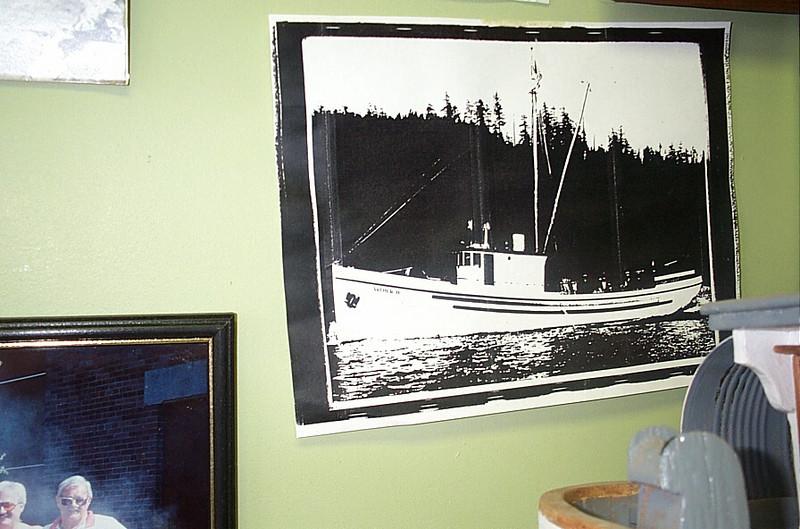 Arthur_H,Built 1930 Seattle,Egill Hansen,Olaf Angell,Named After Arthur Hansen,