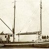 Vansee,Anchored Shelter,Dorys Alongside,Icying Conditions,Fishing Winter In Alaska,