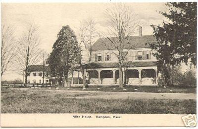 Hampden Allen House