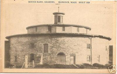 Hancock Round Barn