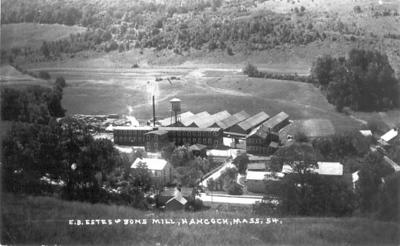 Hancock E S Estes & Sons Mill
