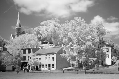 Infrared of Harpers Ferry