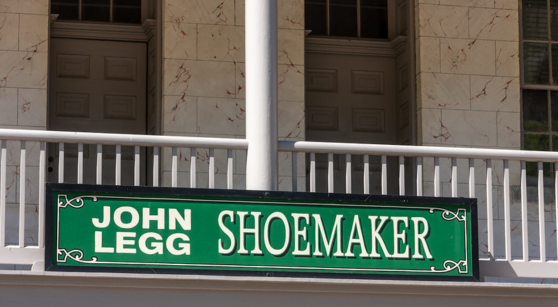 Great name for a cobbler