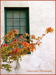 Window. Harpers Ferry, WV.