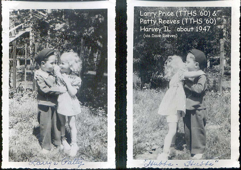 STARTING A BIT EARLY....HARVEY, IL  1947