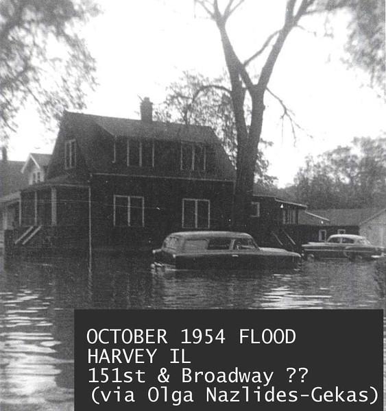 1954 FLOOD 1