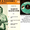 MARVIN RAINWATER - BRAVE RECORDS -1960's-70's