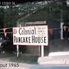 COLONIAL PANCAKE HOUSE - 1965