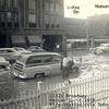 HARVEY, IL --May have been 1954 Flood<br /> The buildings seen would all burn down in a 1958 fire.<br /> Nielsen Chevy was later Swet's Edsel in 1958--Moose Hall is to the left.