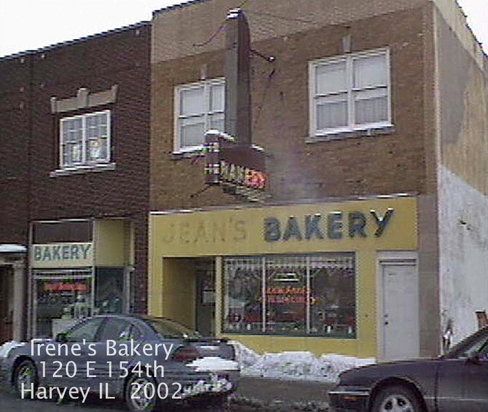 IRENES ONCE JEANS BAKERY