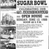 SUGAR BOWL - HARVEY, IL - 1988<br /> Operated by members of the small Greek community of Harvey.<br /> Included a bar and soda fountain - a daily stop for many train commuters from across Park Avenue.