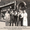MORRISON ICE CREAM - HARVEY, IL - 1936<br /> Classic view!  Looks like the Bowery Boys of old movie fame--is that Leo Gorcey with the hat?