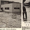 AMERICAN LEGION HALL - HARVEY, IL - 1954 FLOOD