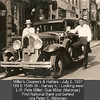 MILLER'S CLEANERS AND HATTERS -HARVEY, IL - 1937