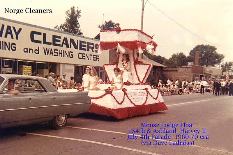 NORGE CLEANERS - HARVEY, IL  1970 ERA