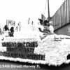 INGALL'S MEMORIAL HOSPITAL FLOAT - HARVEY,IL - 1973