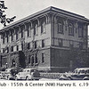 ELK'S CLUB - HARVEY, IL <br /> A majestic structure, noted for its ivy-laden walls.