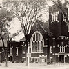 FIRST METHODIST CHURCH - HARVEY, IL - 1941<br /> Postcard