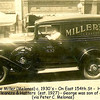 MILLER'S CLEANERS & HATTERS - HARVEY, IL - 1930's - 2