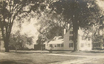 Hatfield Sophia Smith House