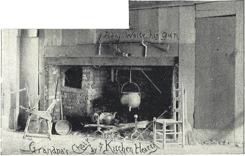 Hatfield Kitchen Hearth