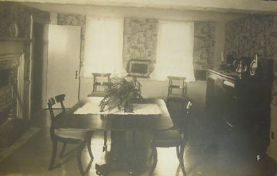 Hatfield Sophia Smith House Interior