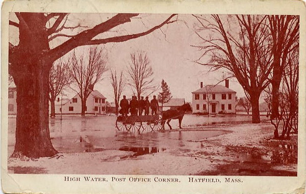 Hatfield High Water P O Corner