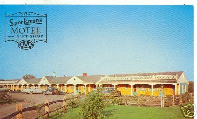 W Hatfield Sportsman's Motel