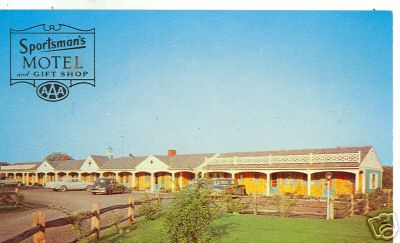 W Hatfield Sportsman's Motel